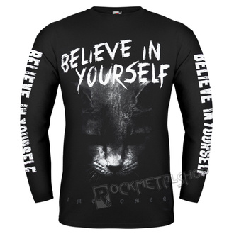 t-shirt men with long sleeve AMENOMEN - BLIND CAT, AMENOMEN