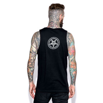 Men's tank top BLACK CRAFT - You Can't Creep With Us, BLACK CRAFT