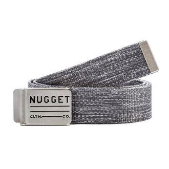 Belt NUGGET - NEPTUNE B - 1/27/38 - Heather Black, NUGGET