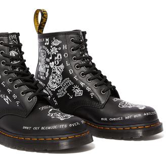 leather boots unisex - Dr. Martens - DM25245009