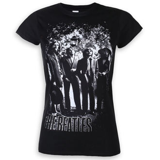 t-shirt metal women's Beatles - Tittenhurst Lampost - ROCK OFF, ROCK OFF, Beatles