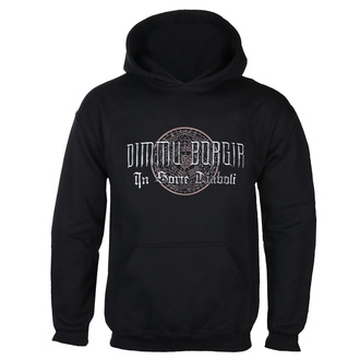 hoodie men's Dimmu Borgir - GOAT - PLASTIC HEAD - PH11813HSW