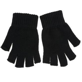 gloves fingerless Dio - Logo & We Rock - RAZAMATAZ - FG043