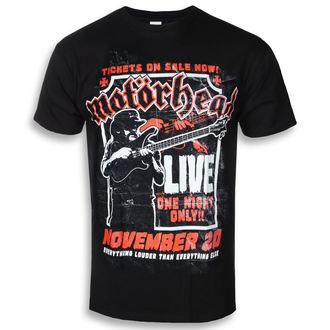 t-shirt metal men's Motörhead - Lemmy Firepower - ROCK OFF, ROCK OFF, Motörhead