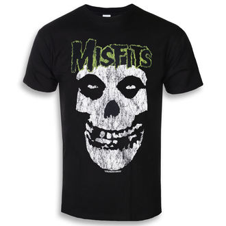 t-shirt metal men's Misfits - Classic - ROCK OFF