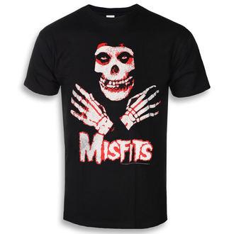 t-shirt metal men's Misfits - Hands - ROCK OFF, ROCK OFF, Misfits