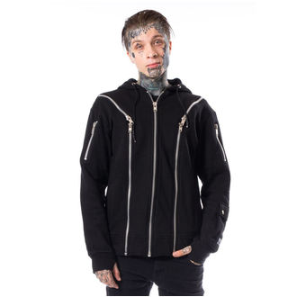 hoodie men's - AARO - POIZEN INDUSTRIES, POIZEN INDUSTRIES