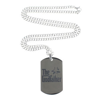Pendant necklace (dog tag) Kmotr, NNM