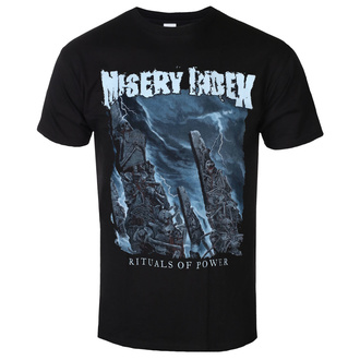 t-shirt metal men's Misery Index - Rituals Of Power - SEASON OF MIST - SOM510MR