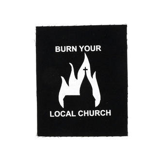 patch Burn your locally church