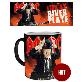 Mug with THERMOFOIL AC / DC - GB posters, GB posters, AC-DC