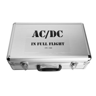 Collector's book (set) AC / DC - IN FULL FLIGHT, NNM, AC-DC