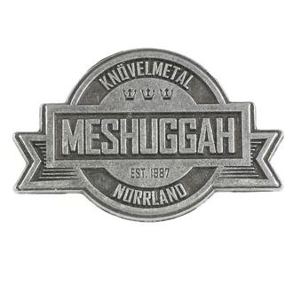 Tack Meshuggah - Crest' Metal - RAZAMATAZ - PB013