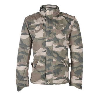Men's winter jacket BRANDIT - Britannia - 9390-light woodland