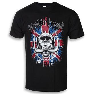 t-shirt metal men's Motörhead - British Warpig - ROCK OFF, ROCK OFF, Motörhead