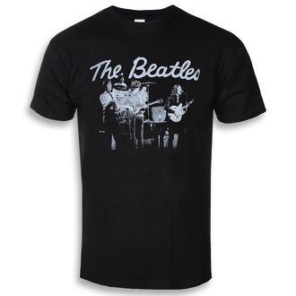 t-shirt metal men's Beatles - 1968 Live Photo - ROCK OFF - BEATTEE382MB
