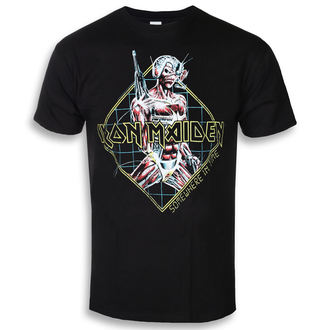 t-shirt metal men's Iron Maiden - Somewhere In Time Diamond - ROCK OFF, ROCK OFF, Iron Maiden