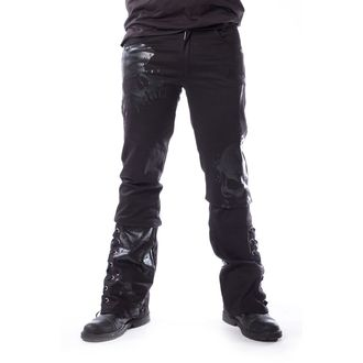 Men's trousers Vixxsin - ADRIAN - BLACK - POI704