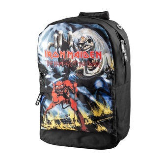 Backpack IRON MAIDEN - NUMBER OF THE BEAST - RSIRONUM01