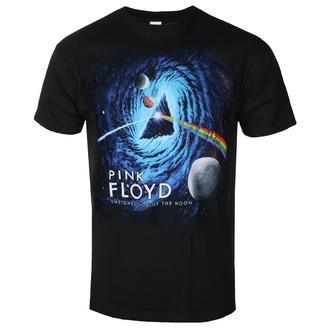 t-shirt metal men's Pink Floyd - BLACK HOLE - LIQUID BLUE - 31986