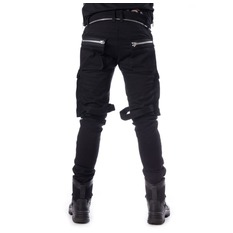Men's Pants HEARTLESS - AINO - BLACK, HEARTLESS