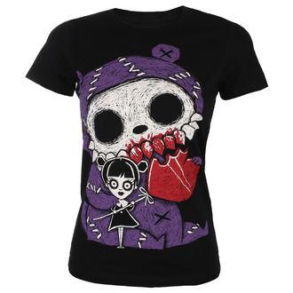 t-shirt hardcore women's - My Monster - Akumu Ink, Akumu Ink