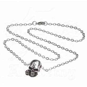 Necklace ALCHEMY GOTHIC - Alchemist Amulet - P815