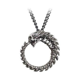 Pendant necklace ALCHEMY GOTHIC - Alchoboros, ALCHEMY GOTHIC