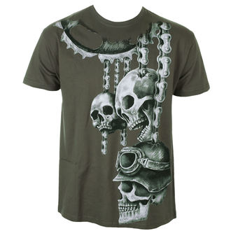 t-shirt men's - Wasteland TRUCK - ALISTAR