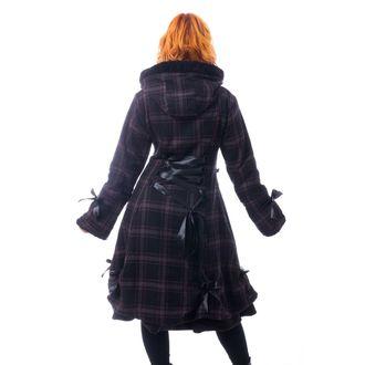 Women's coat Poizen Industries - ALICE - BLACK, POIZEN INDUSTRIES