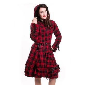coat women's POIZEN INDUSTRIES - Alice - Red