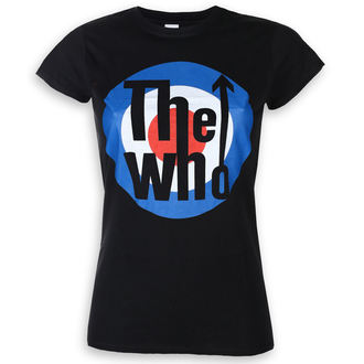t-shirt metal women's Who - Target Classic - ROCK OFF, ROCK OFF, Who