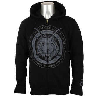 hoodie men's - CHURCH OF SATAN - AMENOMEN - OMEN053CR-1