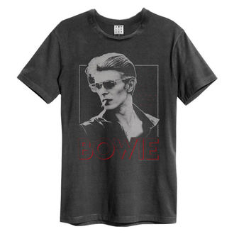 t-shirt metal men's David Bowie - 80S ERA - AMPLIFIED, AMPLIFIED, David Bowie