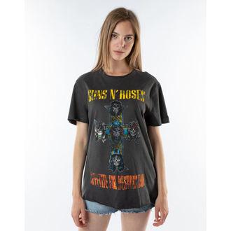 t-shirt metal men's Guns N' Roses - APPETITE FOR DESTRUCTION - AMPLIFIED, AMPLIFIED, Guns N' Roses
