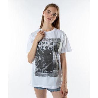 t-shirt metal men's - AMPLIFIED - AMPLIFIED - ZAV273APN