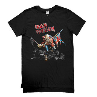 t-shirt metal unisex Iron Maiden - AMPLIFIED - AMPLIFIED, AMPLIFIED, Iron Maiden