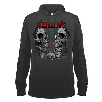 hoodie men's Metallica - AMPLIFIED - AMPLIFIED, AMPLIFIED, Metallica