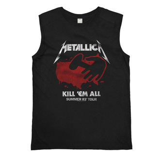 Men's Top METALLICA - AMPLIFIED, AMPLIFIED, Metallica