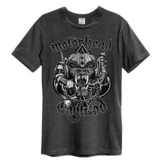 t-shirt metal men's Motörhead - Snaggletooth Crest - AMPLIFIED