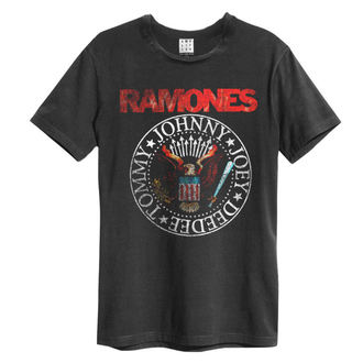 t-shirt metal men's Ramones - Vintage Sael - AMPLIFIED, AMPLIFIED, Ramones