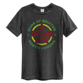 t-shirt metal men's Clash - GUNS OF BRIXTON - AMPLIFIED, AMPLIFIED, Clash
