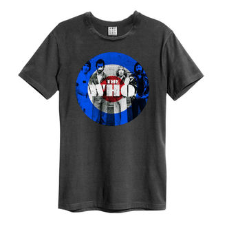 t-shirt metal men's Who - AMPLIFIED - AMPLIFIED, AMPLIFIED, Who