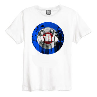 t-shirt metal men's Who - WHT - AMPLIFIED, AMPLIFIED, Who