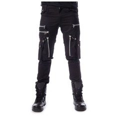 Men's Trousers Vixxsin - ANDRE - BLACK, VIXXSIN