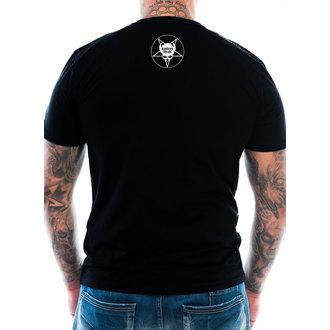 t-shirt men's - Andrey Skull 2 - ART BY EVIL, ART BY EVIL