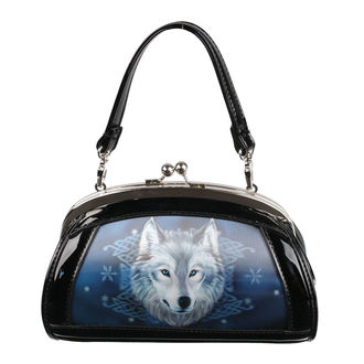 Handbag (bag) ANNE STOKES - Wolf Spirit - Black, ANNE STOKES