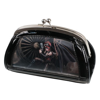 Handbag (bag) ANNE STOKES - Assassin - Black, ANNE STOKES