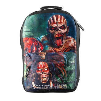 Backpack IRON MAIDEN - BOOK OF SOULS - RSIROBOS01