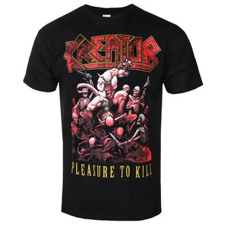 t-shirt metal men's Kreator - PLEASURE TO KILL - PLASTIC HEAD - PH10956